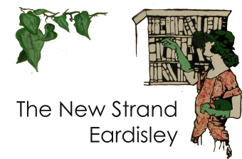 The New Strand Logo